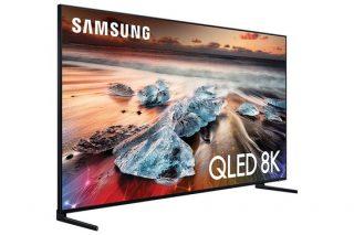 Samsung 8K Televisie